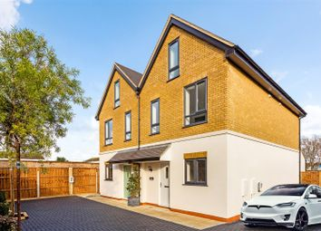 Field Common Lane, Walton-On-Thames KT12. 4 bed semi-detached house for sale