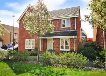 Thumbnail 4 bed detached house for sale in Cheal Way, Wick, Littlehampton