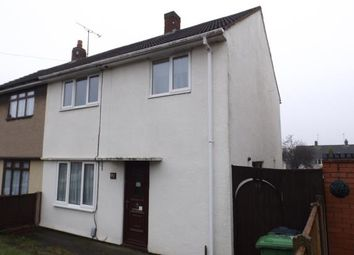 Thumbnail 3 bedroom semi-detached house for sale in Attlee Road, Walsall, West Midlands