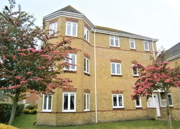 Thumbnail 2 bed flat for sale in Benjamin Road, Poole