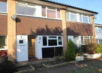 Thumbnail 3 bed terraced house to rent in Burn Close, Addlestone