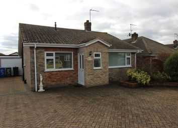 Thumbnail 2 bed detached bungalow to rent in Dedham Drive, Oulton Broad, Lowestoft