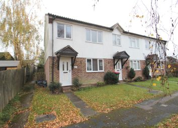 Thumbnail 3 bed end terrace house for sale in Matthey Place, Crawley