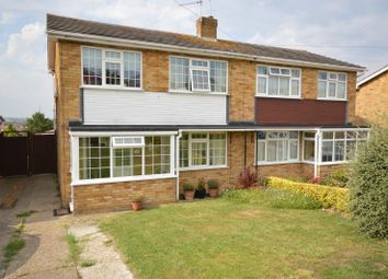 Thumbnail 3 bed semi-detached house for sale in The Ridgeway, Dovercourt, Essex