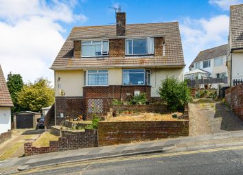 Thumbnail 3 bed semi-detached house for sale in Overdown Rise, Portslade, Brighton