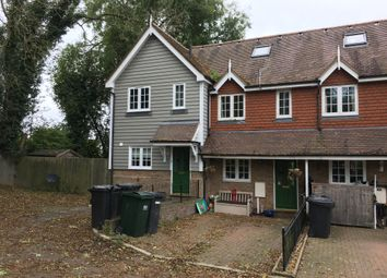 Thumbnail 3 bed terraced house to rent in Standen Mews, Hadlow Down