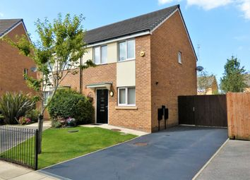 Thumbnail 2 bed semi-detached house for sale in Pine Grove, Bootle