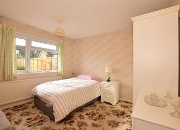 Thumbnail 2 bed semi-detached bungalow for sale in Ongar Road, Pilgrims Hatch, Brentwood, Essex