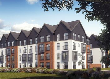 "Thumbnail 1 bed flat for sale in ""The Rhoose"" at Powell Duffryn Way, Barry"