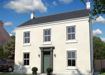Thumbnail 4 bed detached house for sale in Heritage Park, Tutbury, Burton-On-Trent