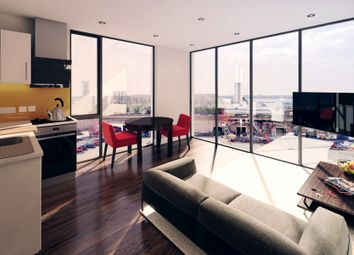 Thumbnail 2 bed flat for sale in North Point Pall Mall, Liverpool