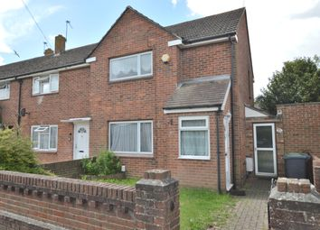 Thumbnail 2 bedroom end terrace house for sale in Forestside Avenue, West Leigh, Havant