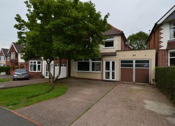 Thumbnail 3 bed detached house for sale in Old Birmingham Road, Marlbrook, Bromsgrove