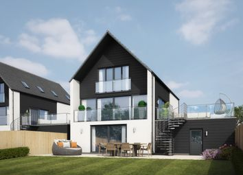 Thumbnail 5 bed detached house for sale in The View, Severnbank, Newnham On Severn
