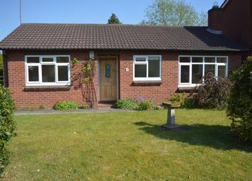 Thumbnail 2 bed bungalow for sale in Larch Close, Lichfield