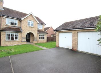 Thumbnail 4 bed detached house for sale in St. Georges Gate, Middleton St. George, Darlington
