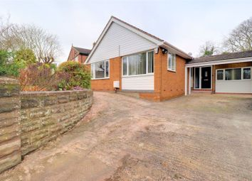 Thumbnail 3 bed detached bungalow for sale in Sandy Lane, Brewood, Stafford