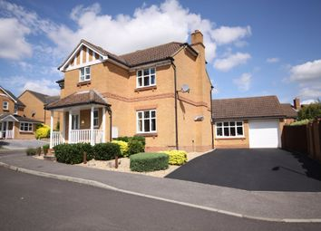 Thumbnail 4 bedroom detached house for sale in Browning Close, Whiteley, Fareham