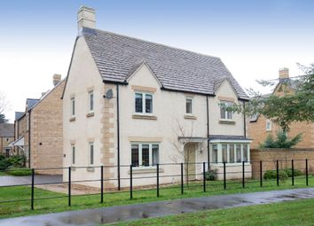 Thumbnail 3 bed detached house for sale in Trenchard Close, Upper Rissington, Cheltenham