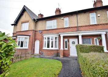 Thumbnail 3 bed terraced house for sale in Appleton Road, Linthorpe, Middlesbrough