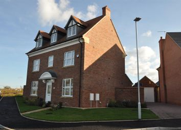 Thumbnail 5 bed detached house for sale in Centenary Way, Copcut, Droitwich