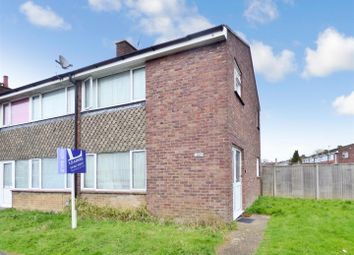 Thumbnail 3 bed terraced house for sale in Tichborne Way, Gosport