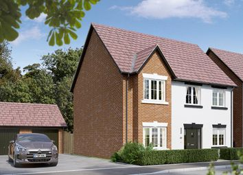 "Thumbnail 5 bed detached house for sale in ""The Durham "" at Dark Lane, Whatton, Nottingham"