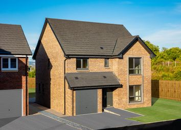 Thumbnail 4 bed detached house for sale in The Willow, Plot 2, Calderpark Gardens, Broomhouse, Glasgow