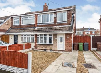 Thumbnail 3 bed semi-detached house for sale in Lathom Drive, Maghull, Liverpool, Merseyside