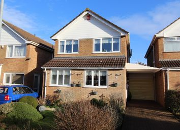 Thumbnail 3 bed link-detached house for sale in Paddock Garden, Whitchurch, Bristol