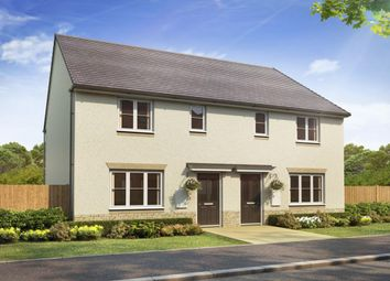 "Thumbnail 3 bedroom terraced house for sale in ""Calder"" at Glassford Road, Strathaven"