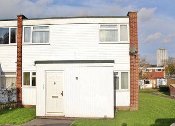 Thumbnail 4 bed semi-detached house for sale in Duddon Way, Basingstoke