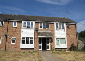 Thumbnail 1 bed flat for sale in Barrett Close, King's Lynn