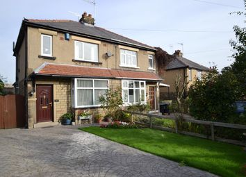 Thumbnail 3 bed semi-detached house for sale in Apperley Road, Apperley Bridge, Bradford