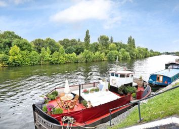 Thumbnail 2 bed houseboat for sale in Thames Ditton Marina, Surbiton
