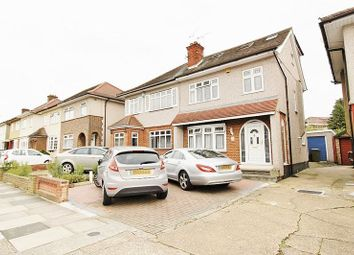 Thumbnail 5 bed semi-detached house for sale in Carter Drive, Collier Row, Romford