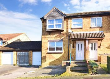 3 bed semi-detached house for sale in Archer Road, Lords Wood, Chatham, Kent ME5