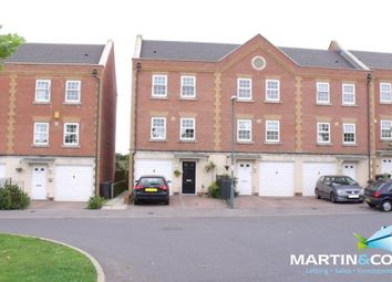 Thumbnail 3 bed town house for sale in St. Georges Drive, Bournemouth