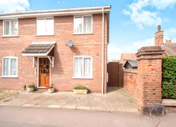 Thumbnail 2 bed end terrace house for sale in St. Philips Road, Newmarket