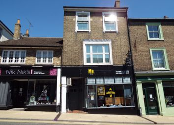 Thumbnail 1 bed flat for sale in Ely, Cambridgeshire