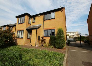 Thumbnail 2 bed flat for sale in The Mallards, Rive Lane, Cambridge