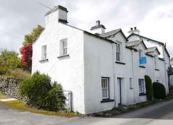 Thumbnail 3 bed end terrace house for sale in Haws Bank Cottage, Haws Bank, Coniston