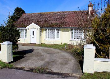 Thumbnail 3 bed detached bungalow for sale in Harwich Road, Great Oakley, Harwich