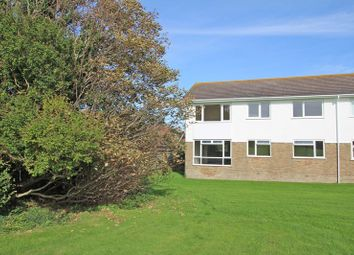Thumbnail 2 bed flat for sale in Overstrand Crescent, Milford On Sea, Lymington