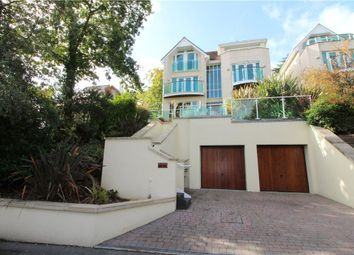 Thumbnail 5 bed detached house for sale in Compton Avenue, Canford Cliffs, Poole