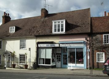 Thumbnail 1 bed flat to rent in West Street, Alresford, Hampshire