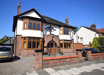 Thumbnail 5 bedroom detached house for sale in Rolleston Drive, Wallasey, Merseyside