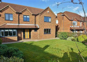 Thumbnail 4 bed property for sale in Birchwood Close, Barton-Upon-Humber