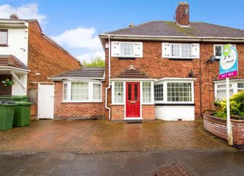 Thumbnail 4 bed semi-detached house for sale in Kingsway, Braunstone, Leicester
