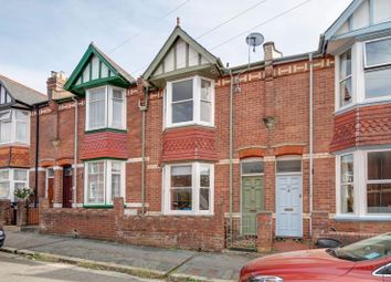3 bed terraced house for sale in East Grove Road, St. Leonards, Exeter EX2